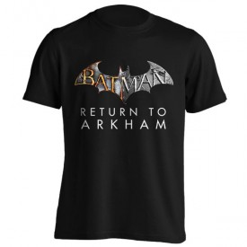 تی‌شرت بتمن طرح Return to Arkham