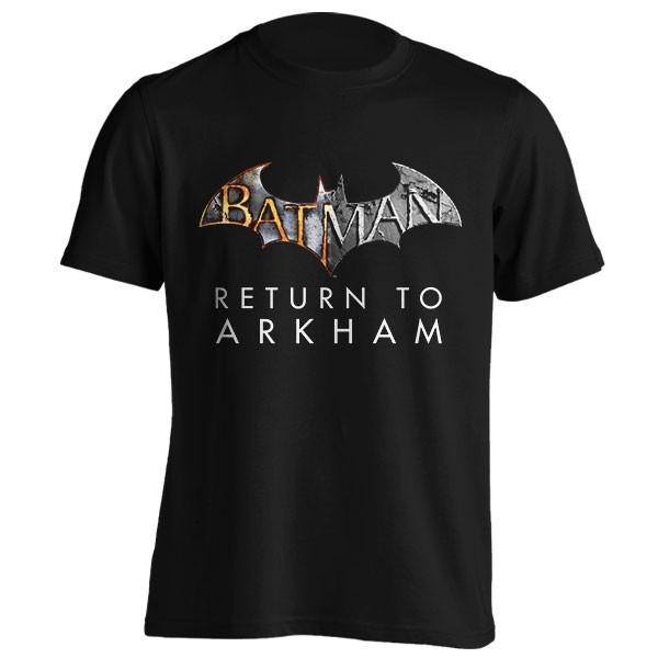 تیشرت بتمن طرح Return to Arkham