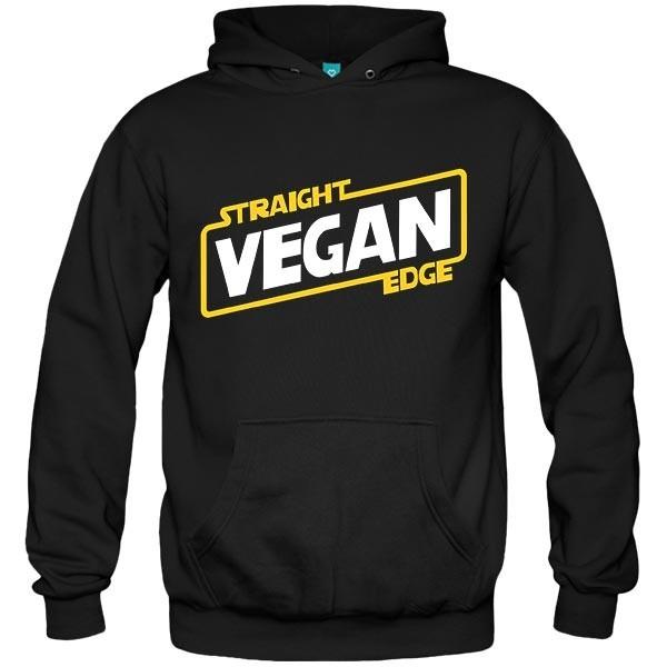 سویشرت هودی Vegan Straight Edge