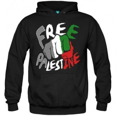 سویشرت هودی Free Palestine