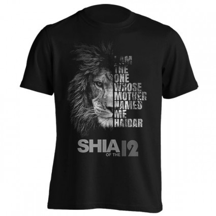 تی‌شرت طرح Shia of the 12