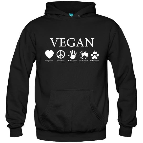 سویشرت هودی Vegan