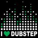 سویشرت هودی I love dubstep