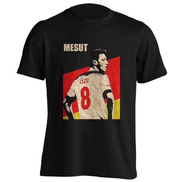 تیشرت طرح Mesut Özil