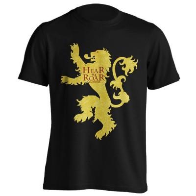 تیشرت طرح Lannister Hear Me Roar