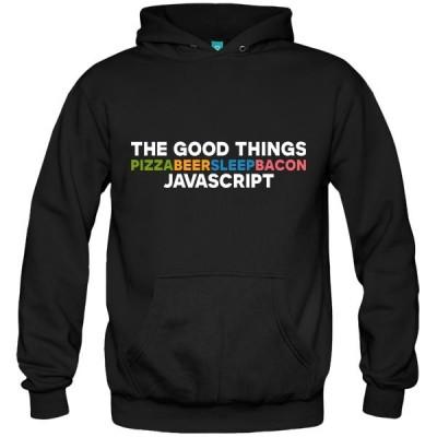 سویشرت هودی طراحی وب THE GOOD THINGS