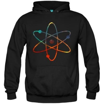 سویشرت هودی طرح Atom