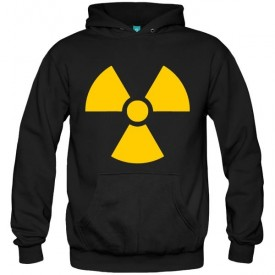 سویشرت هودی طرح Radioactive hazardous