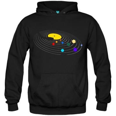 سویشرت هودی طرح Music Planet