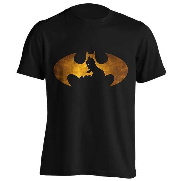تیشرت Batman Gold Logo