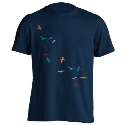 تیشرت Flying Birds