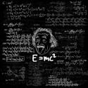 تیشرت طرح E equals mc2
