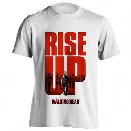 تیشرت طرح The Walking Dead Rise Up