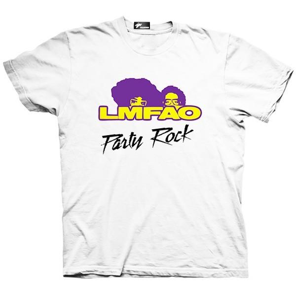 تیشرت Lmfao طرح Party Rock