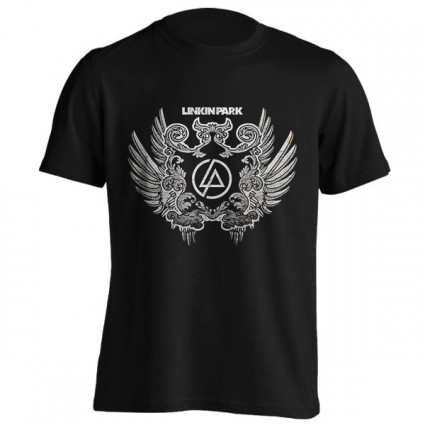 تیشرت Linkin Park Smashing Logo