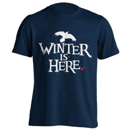 تیشرت طرح Game of Thrones Winter is Here