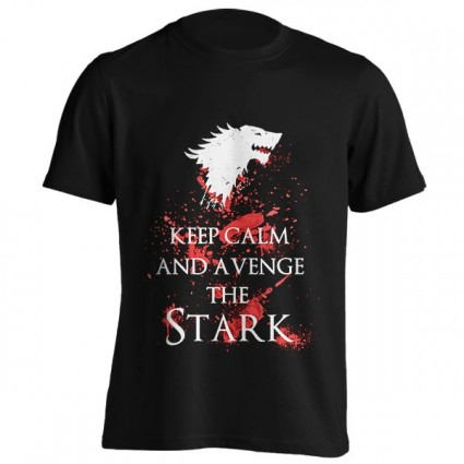 تیشرت Keep Calm and avenge the Stark