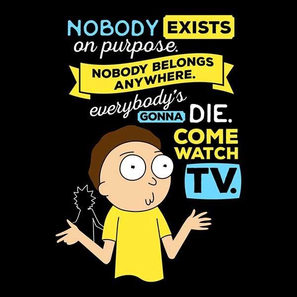 morty-nobody-t-shirt