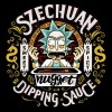تیشرت طرح Grandpa Rick's Dipping Sauce
