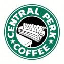 تیشرت سریال فرندز طرح Central perk Coffee
