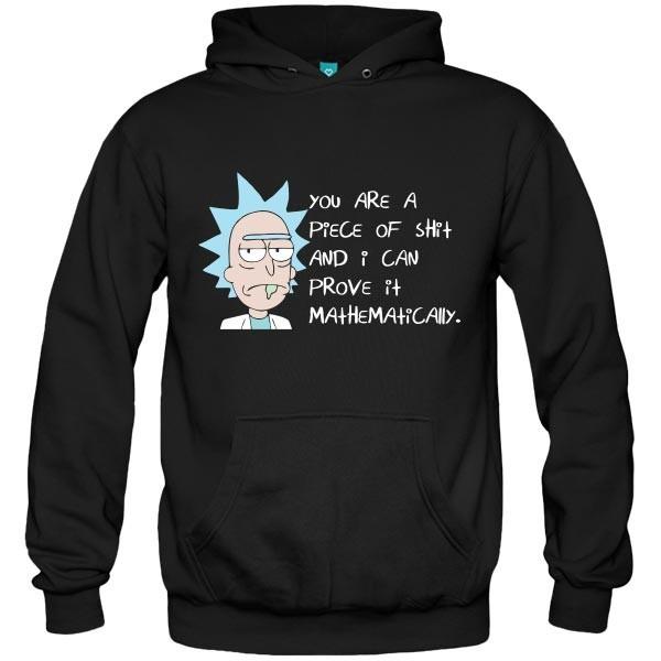سویشرت هودی Rick & Morty