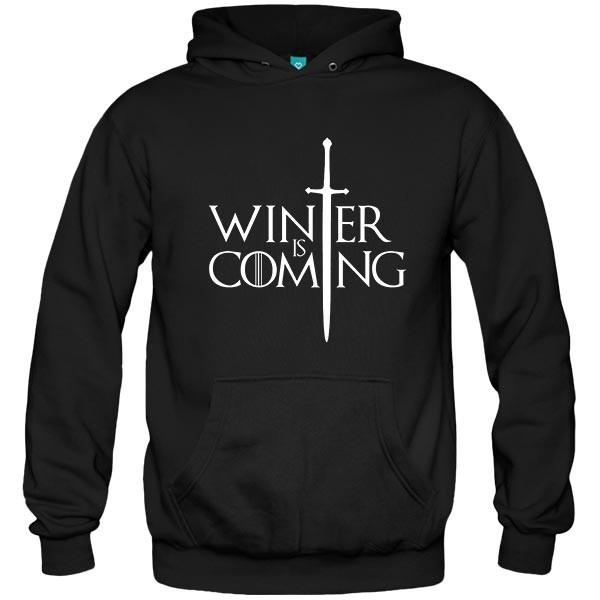 سویشرت هودی Winter is Coming Jon Snow