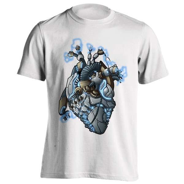 تیشرت Metal Heart