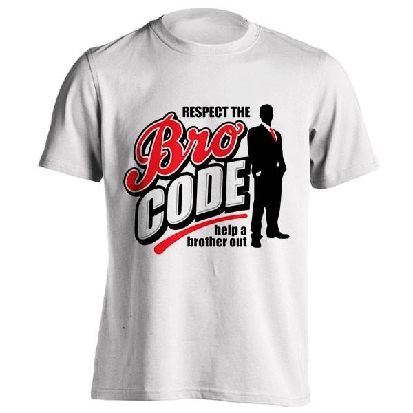 تیشرت Bro Code