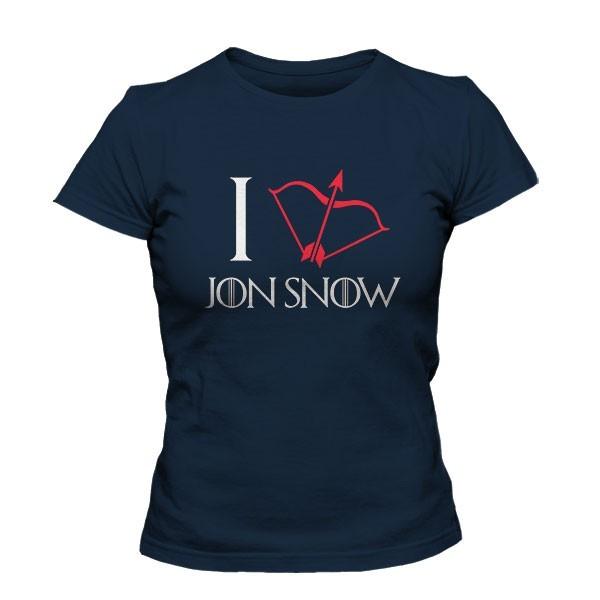 تیشرت I Arrow Jon Snow