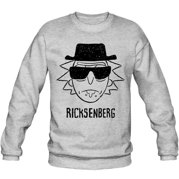 سویشرت ملانژ طرح Ricksenberg