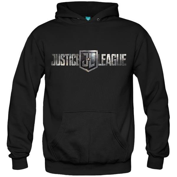 سویشرت هودی Justice League Logo