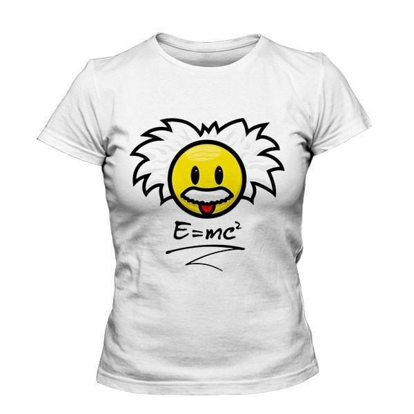 تیشرت دخترانه Smiley Einstein