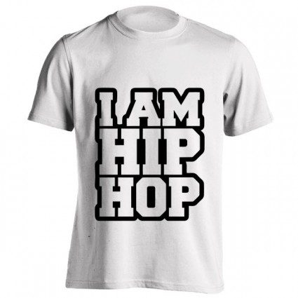 تیشرت I Am Hiphop