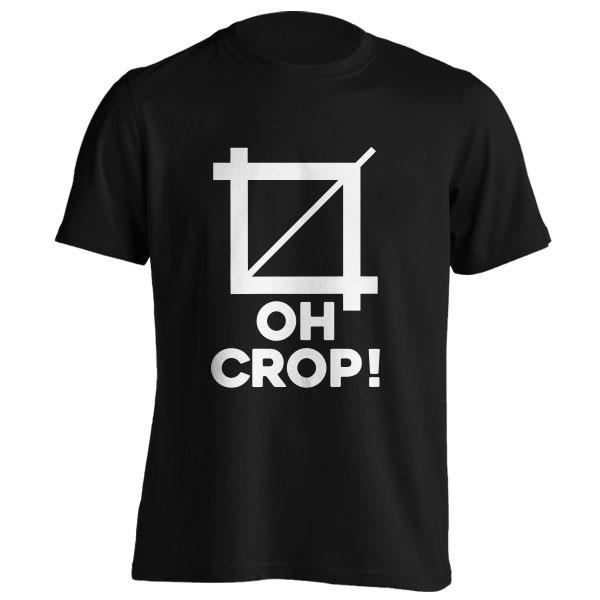 تیشرت Oh Crop