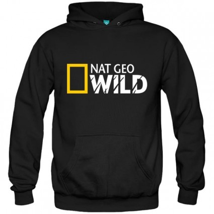 سویشرت هودی National Geographic Wild