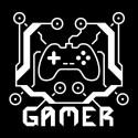 تیشرت Blue Circuit Gamer