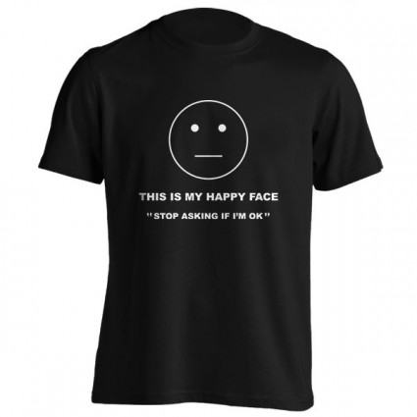 تیشرت Happy Face