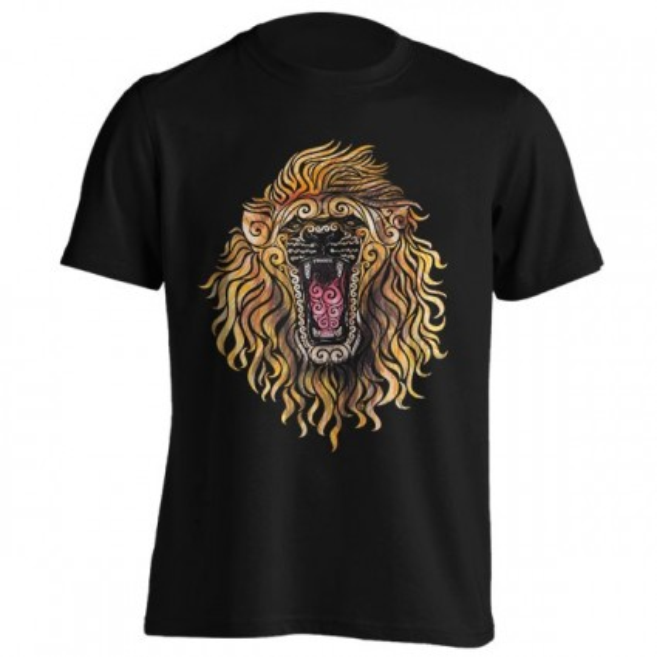 تیشرت Swirly Lion