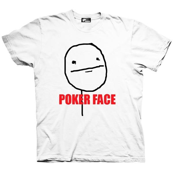 تیشرت ترول طرح Poker Face