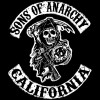 تی شرت Sons of Anarchy