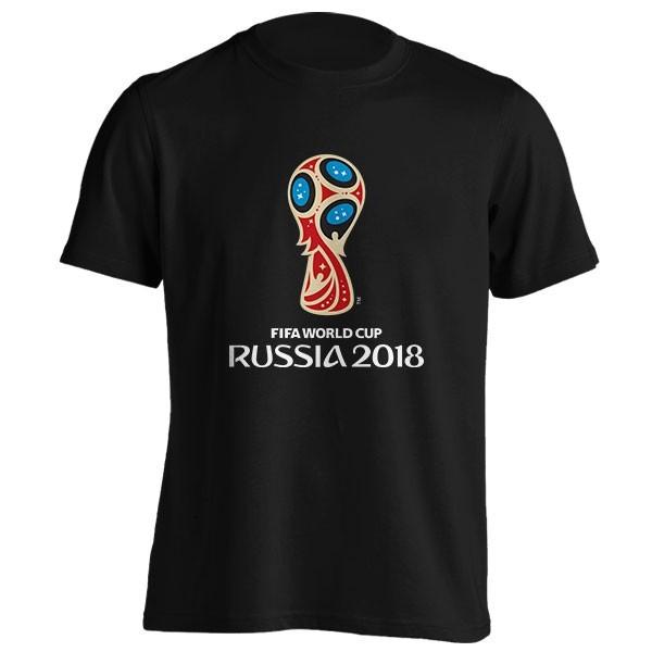 تیشرت طرح World Cup Russia 2018
