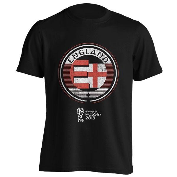 تیشرت طرح England Team Circle