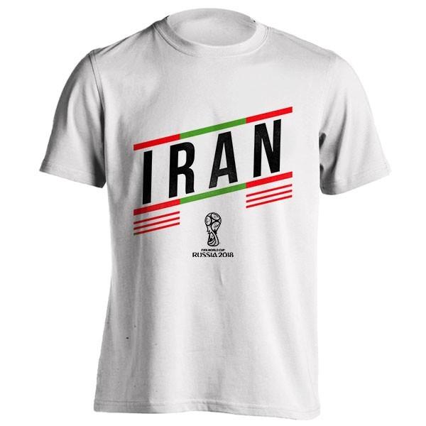 تیشرت طرح Iran Stripes