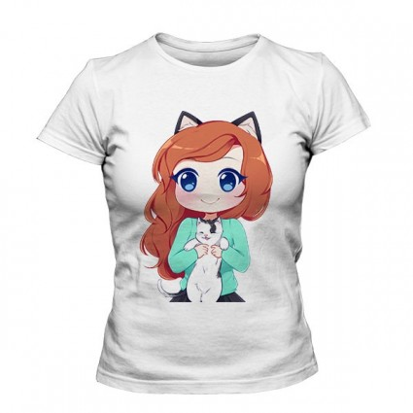 تیشرت دخترانه Bittie Kitty