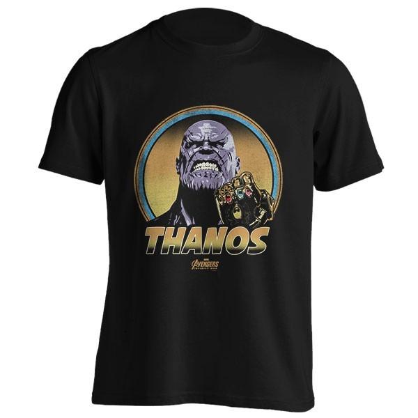 تیشرت طرح Retro Thanos