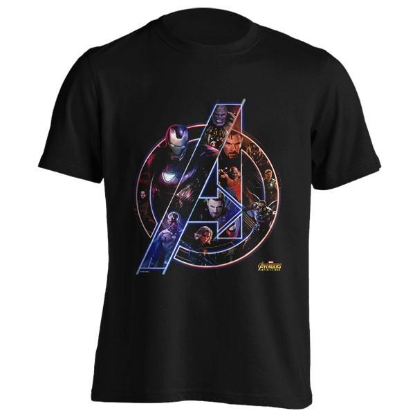 تیشرت طرح Avengers Infinity War
