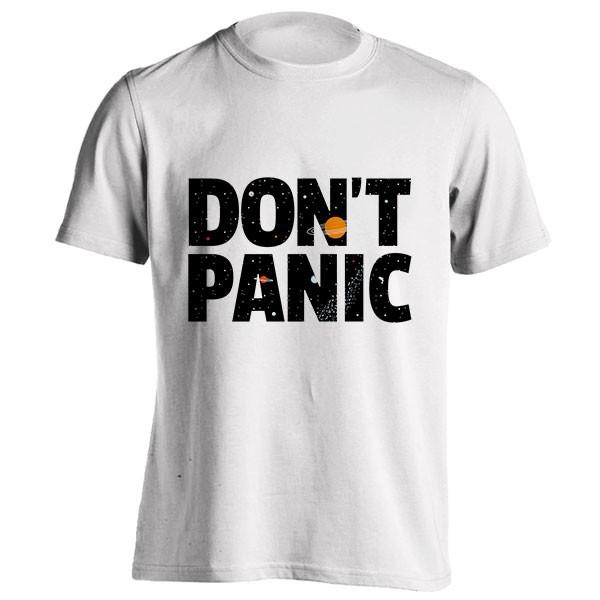 تیشرت Don't Panic