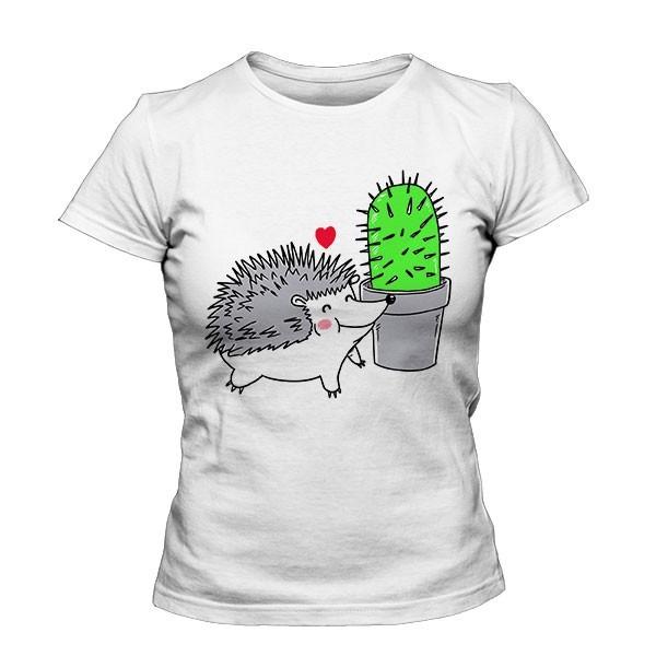 تیشرت دخترانه Prickly Love
