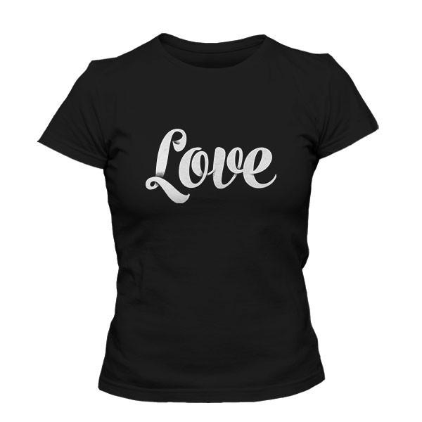 تیشرت دخترانه Love