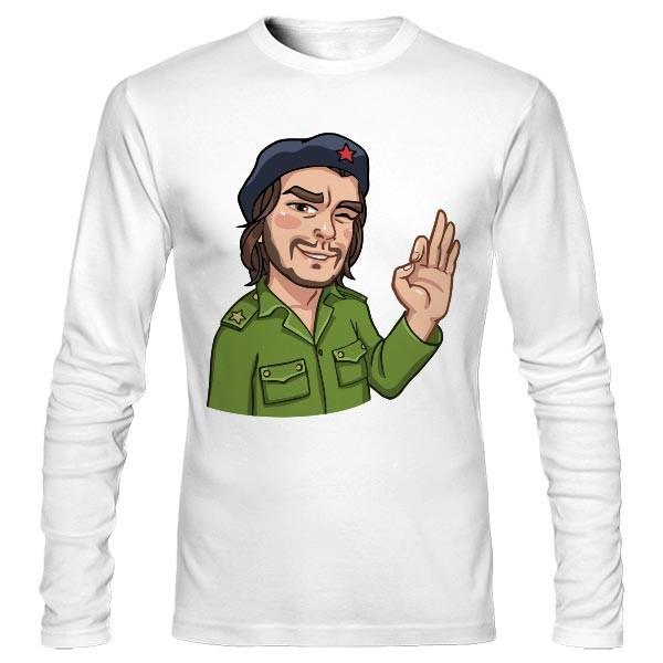 تیشرت آستین بلند Comrade Che - OK Hand